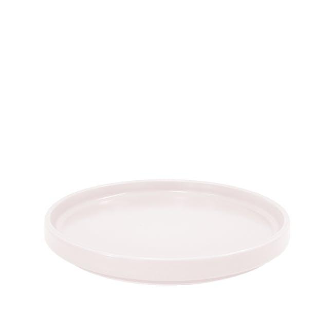 Ceramic Display Tray - Dusty Pink - 1