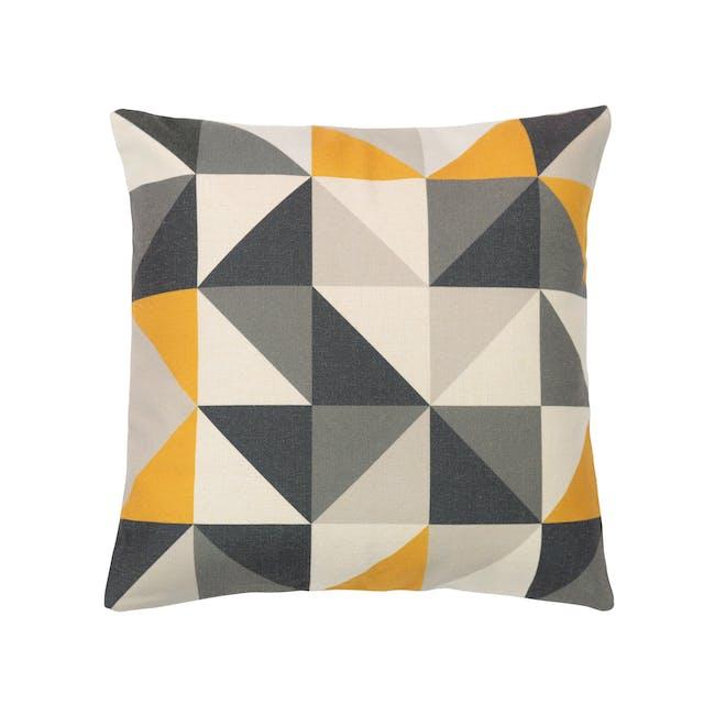 Trippy Cushion Cover - Mono - 0