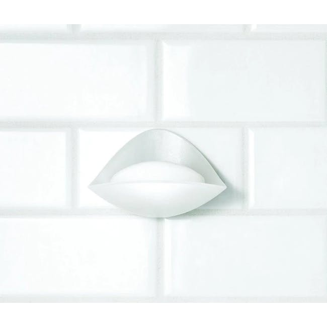 Command™ Bath Soap Dish - 1