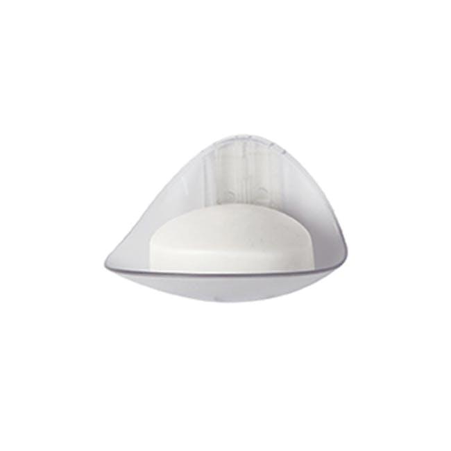 Command™ Bath Soap Dish - 0