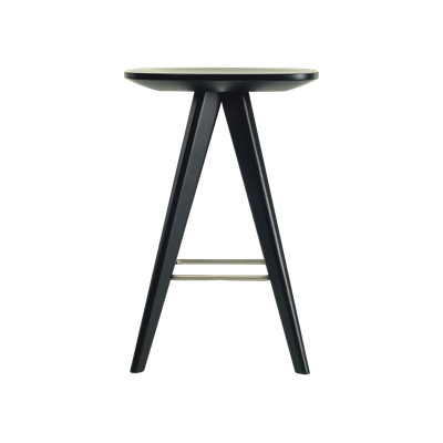 Freya Counter Stool - White Lacquered - Image 2