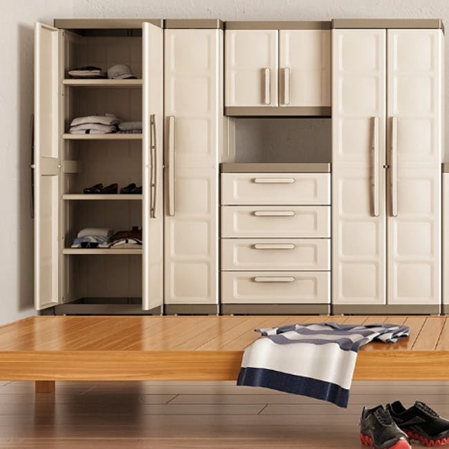 Excellence Utility Cabinet - 2