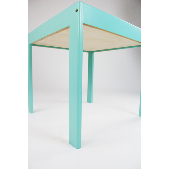 Liliewoods - Wynona Activity Table - Teal Blue