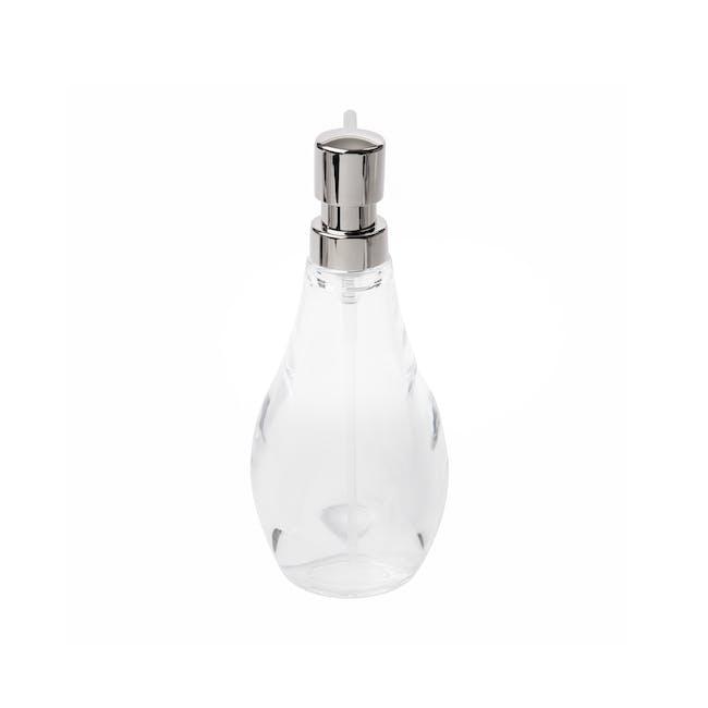 Droplet Soap Pump - Clear - 7