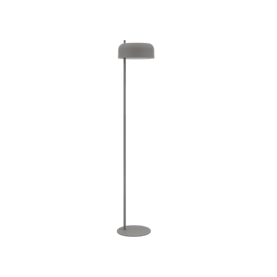 (As-is) Bridget Floor Lamp - Grey - 1 - Image 1