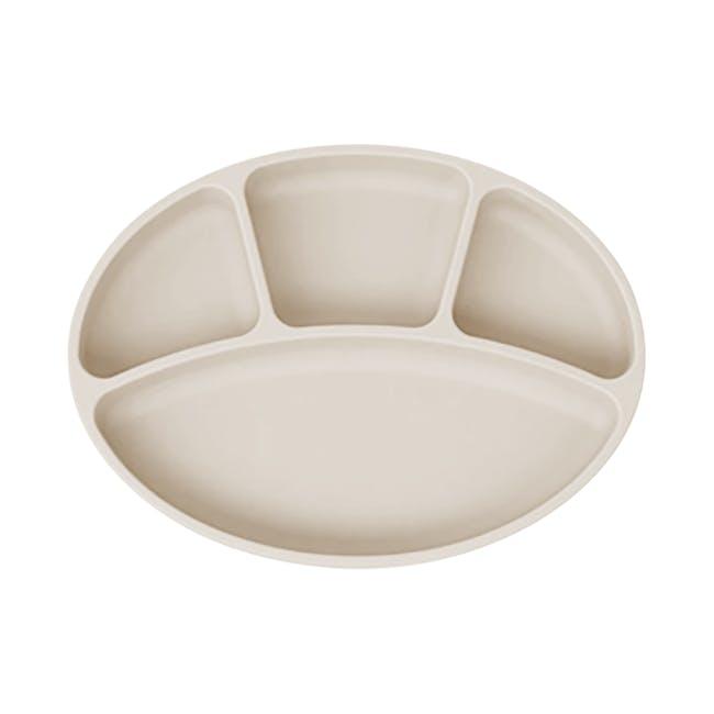 MODU'I Silicone Suction Plates - Cream - 0