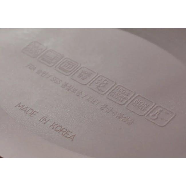 MODU'I Silicone Suction Plates - Cream - 10
