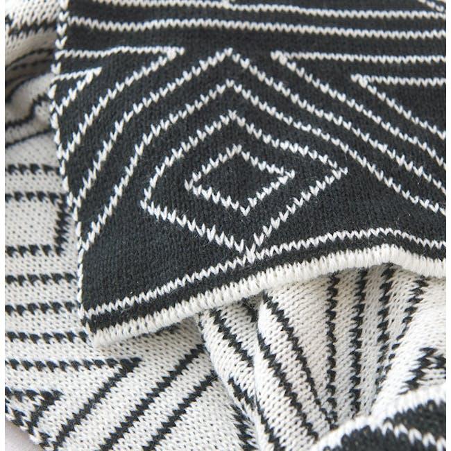 Allen Throw Blanket - 1