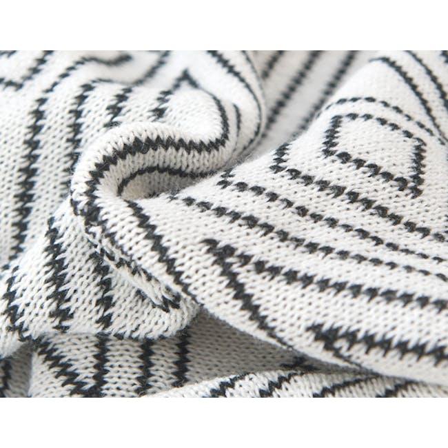 Allen Throw Blanket - 3