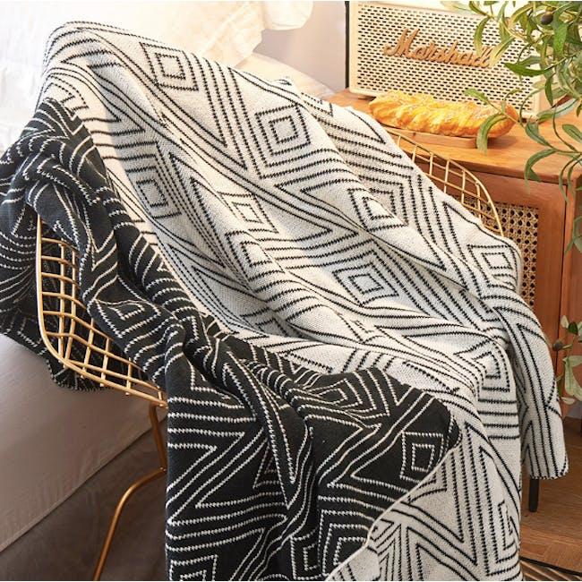 Allen Throw Blanket - 2