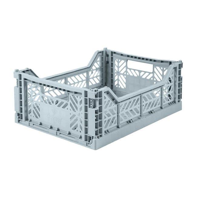 Aykasa Foldable Midibox - Powder Blue - 0