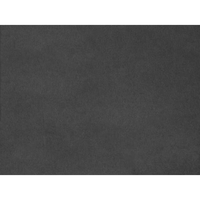 Kieran Queen Bed - Onyx Grey - 14