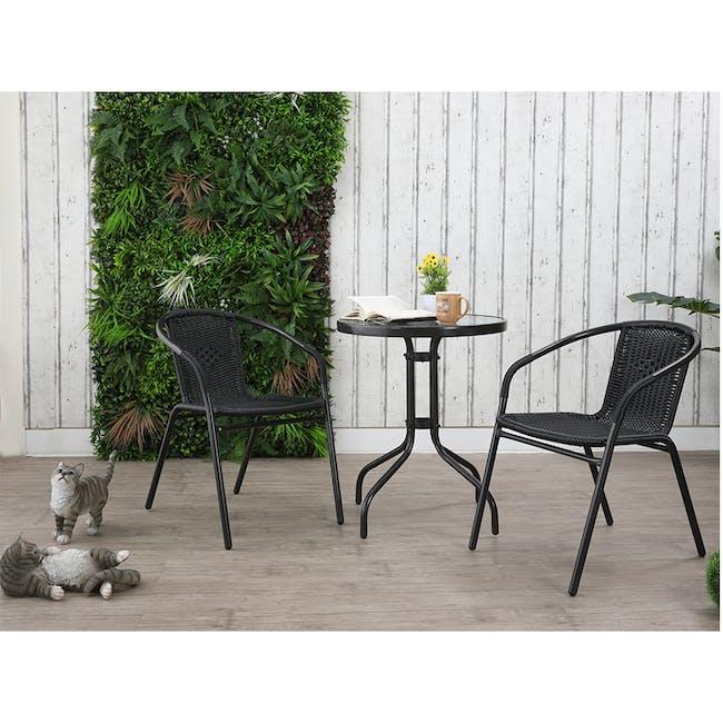 Tesca Outdoor Chair - 1