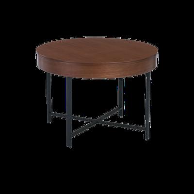 Yuri Storage Coffee Table - Walnut - Image 1