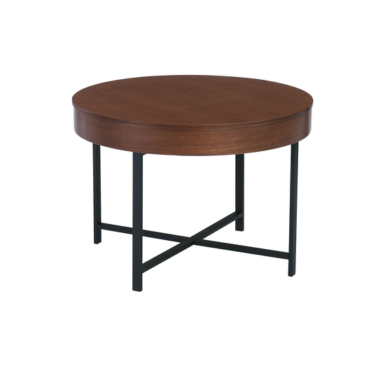 Laholm - Yuri Storage Coffee Table - Walnut
