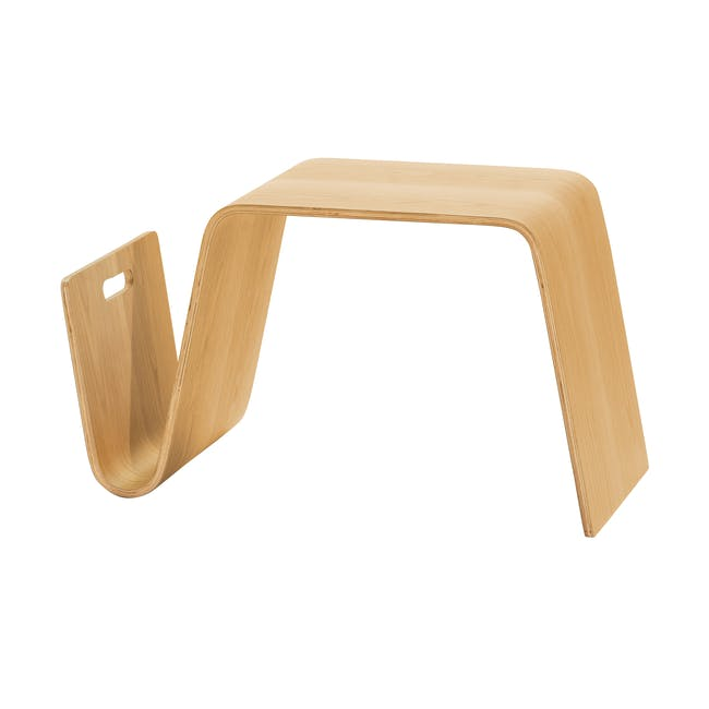 Eric Pfeiffer Offi Mag Table Replica - Oak - 4