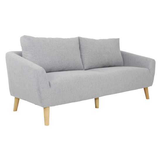Norden - Hana 3 Seater Sofa - Light Grey