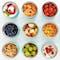 Zoku Neat Stack Food Jar 16oz - Orange - 3