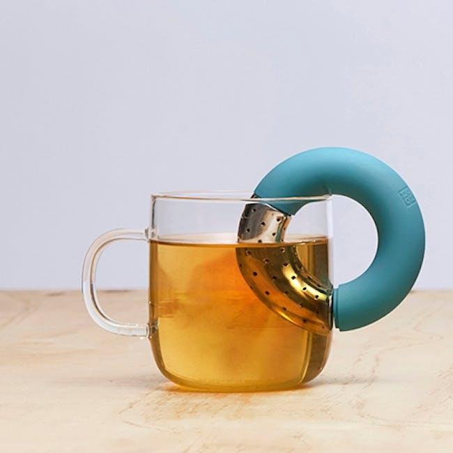OMMO Torus Tea Infuser - Jade - 1