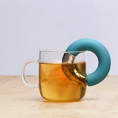 Torus Tea Infuser - Jade