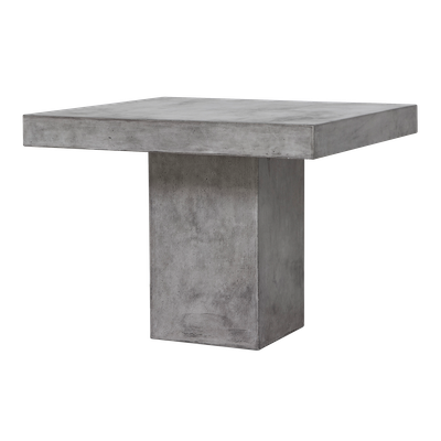 Ryland Square Concrete Dining Table 1m - Image 1