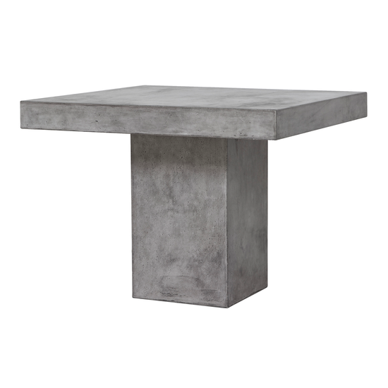 Concrete Furniture by HipVan - Ryland Square Concrete Dining Table 1m