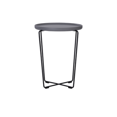 Daiki Side Table - Grey - Image 2