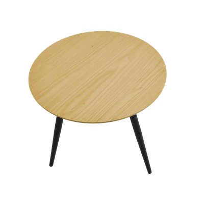 Brittany Side Table - Oak - Image 2