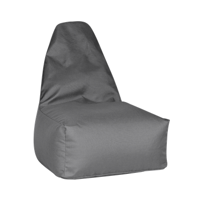 Milly Bean Bag - Light Grey - Image 1