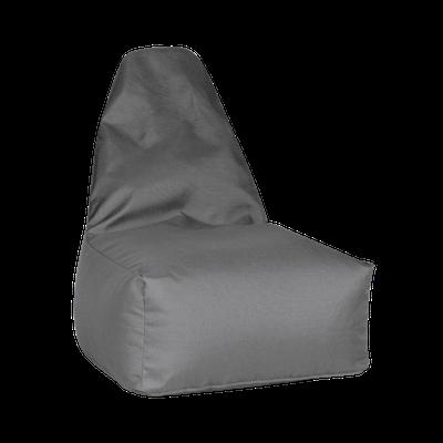Milly Bean Bag - Light Grey - Image 1