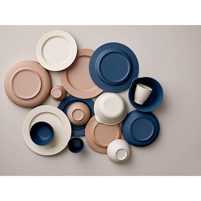 Rhea Side Plate - Blue (Set of 6) - 3