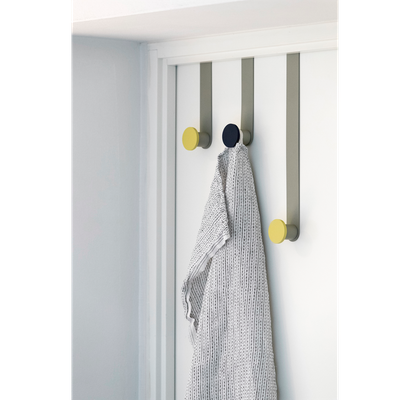 Over The Door Hooks Short - Lemon - Image 2