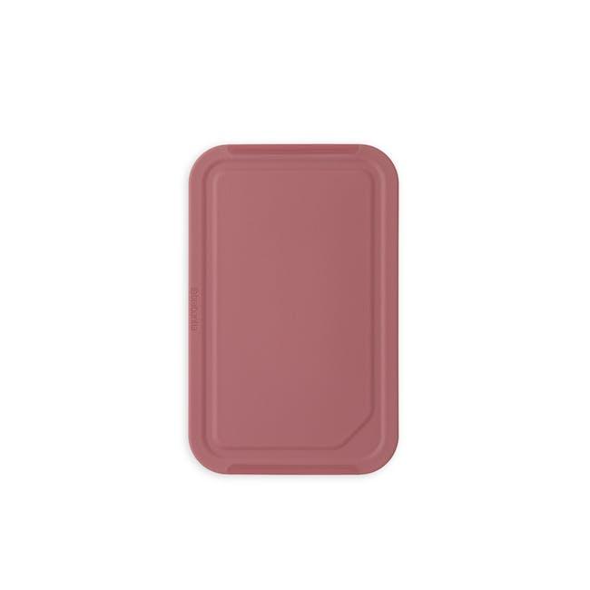 Tasty+ Small Cutting Board - Grape Red - 0