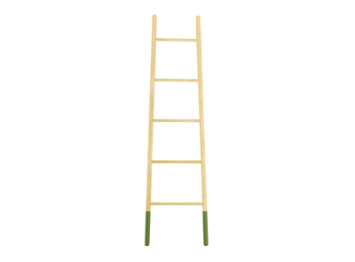 Mycroft Ladder Hanger - Oak