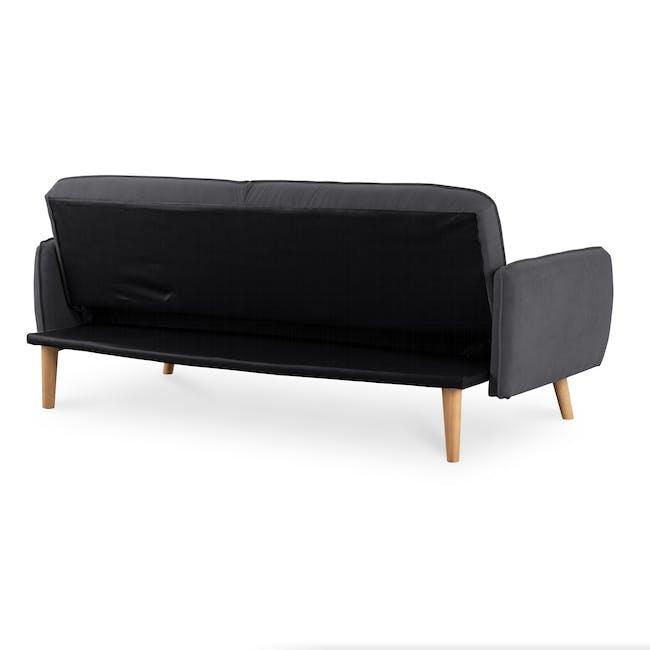 Emery Sofa Bed - Hailstorm - 3