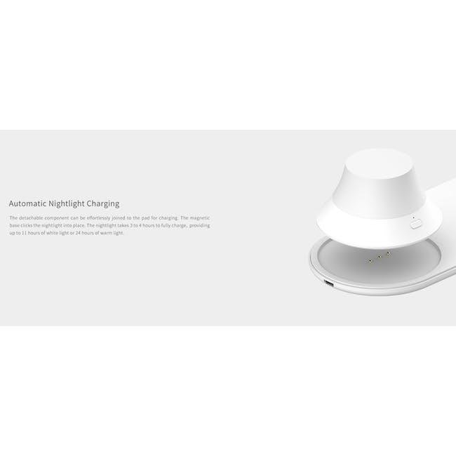 Yeelight Wireless Charging Port Nightlight - 8