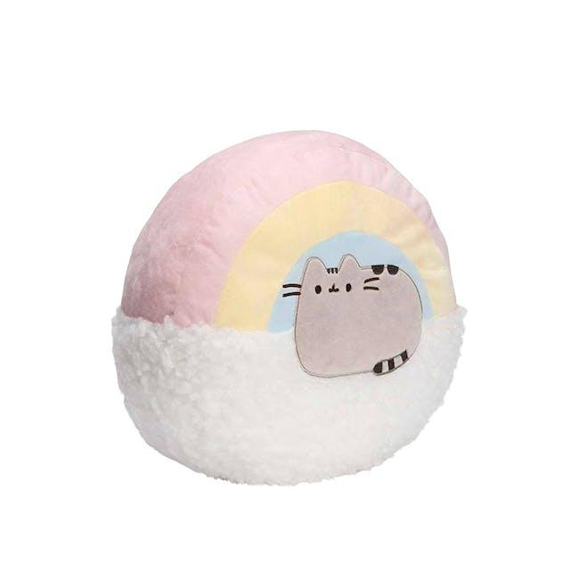 Pusheen Rainbow Pillow - 13 Inches - 3