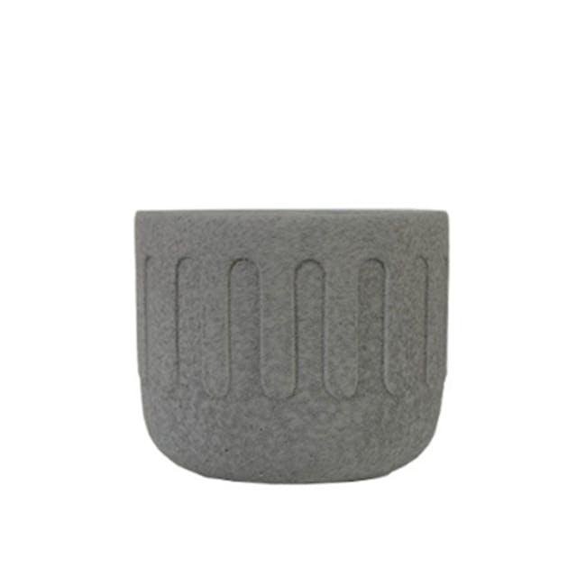 Drip Pot - Dark Grey - 0