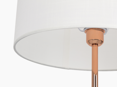 Alyssa Floor Lamp - Copper - Image 2