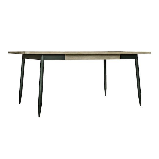 Starck Dining Table 1.6m - 5