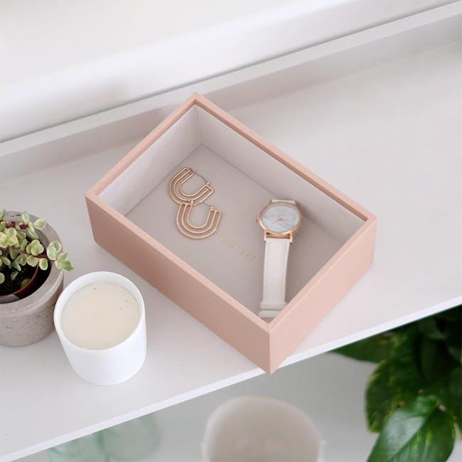 Stackers Mini Watch/ Accessory Layer - Blush - 2
