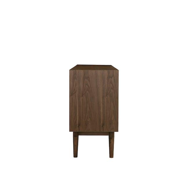 Larisa Sideboard 1.8m - Walnut, Grey - 5