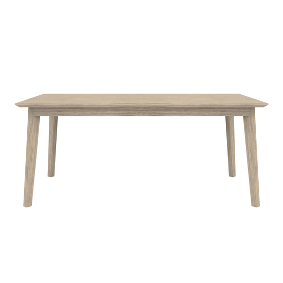 HipVan Bundles - Leland Dining Table 1.6m with Leland Cushioned Bench 1.3m with 2 Leland Dining Chairs