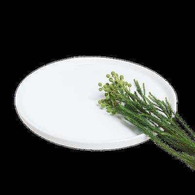 Ceramic Display Tray - White - Image 2