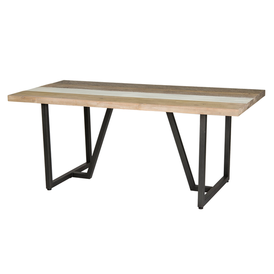 Xavier by HipVan - Xavier Dining Table 1.8m