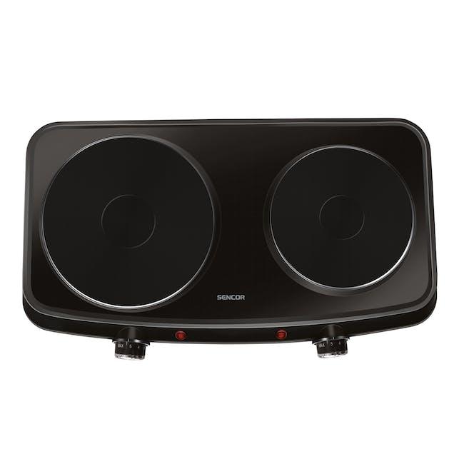 Sencor Portable Hotplate - Double - 1