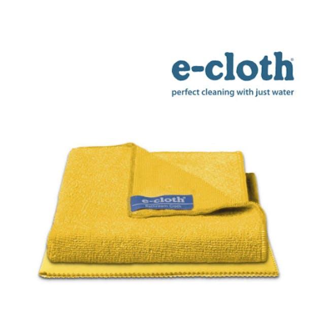 e-cloth Bathroom Eco Cleaning Cloth Pack (Set of 2) - 1