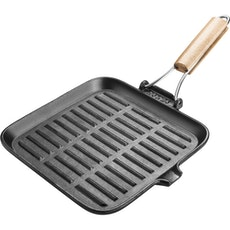 Lamart Cast Iron Pan - Black