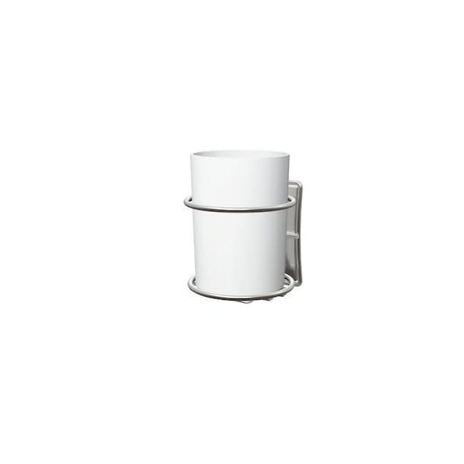 Command™ Satin Nickel Accessory Organizer - 0