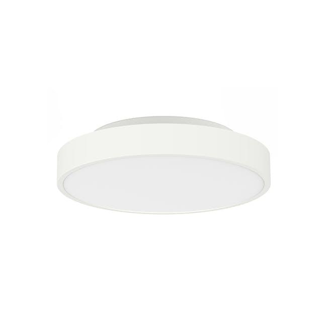 Yeelight LED Smart Ceiling Light with Remote - Cream White - 0